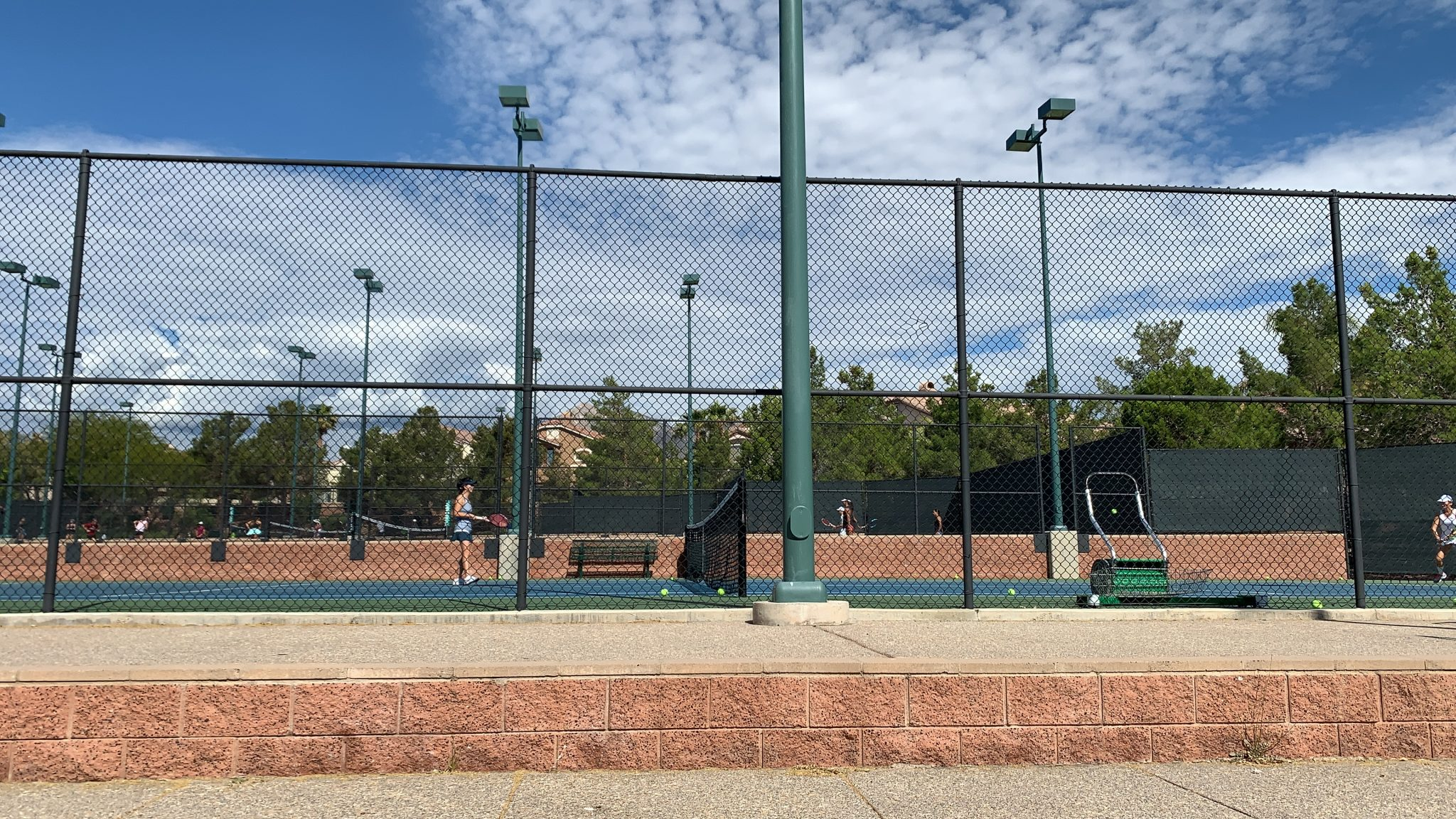 Arbors Tennis & Play Park