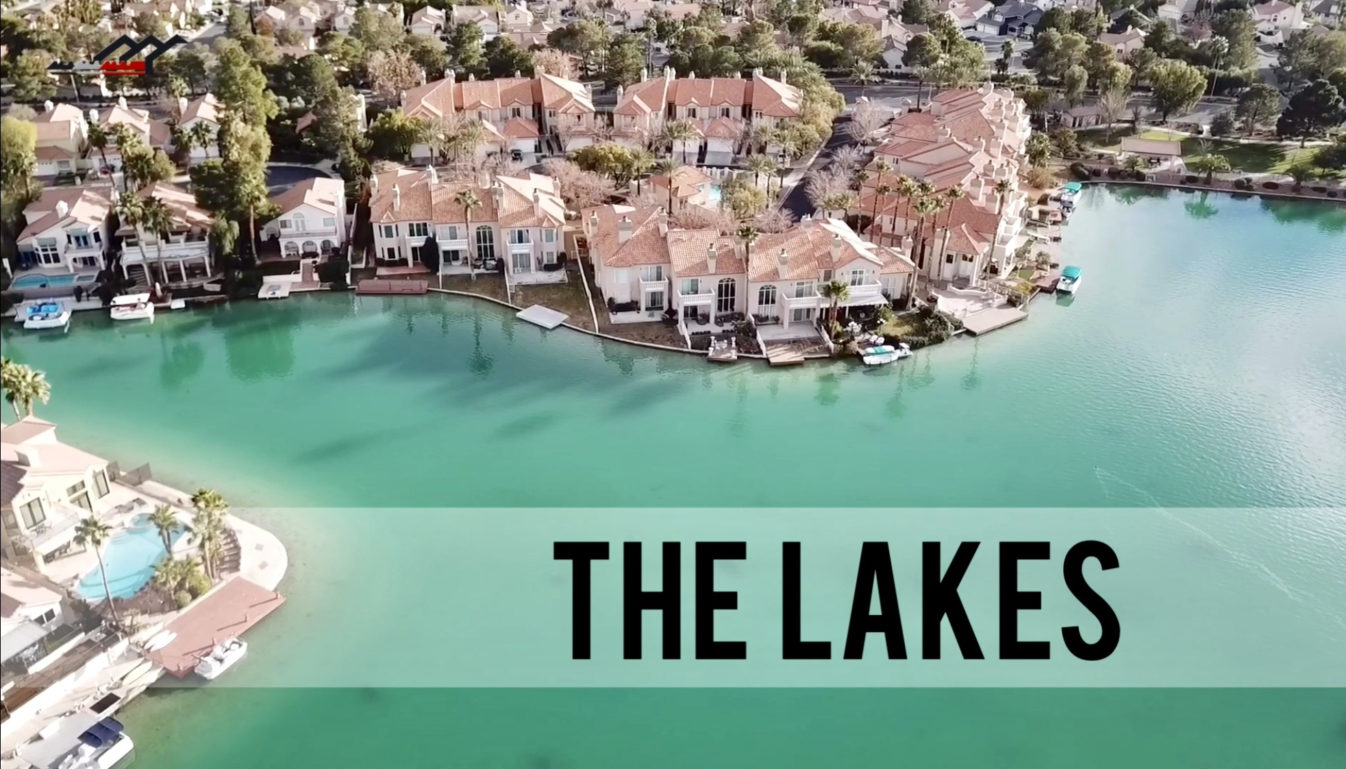 The Lakes Aerial