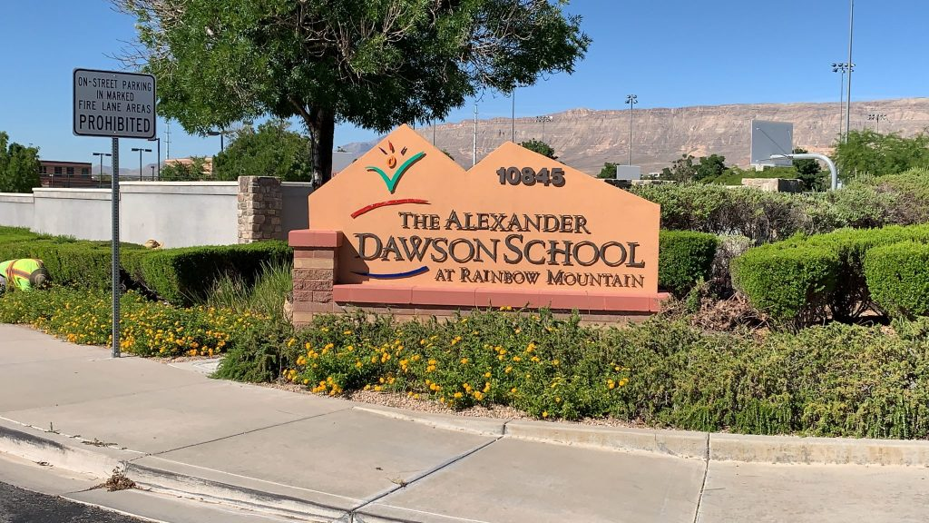 Alexander Dawson School at Rainbow Mountain