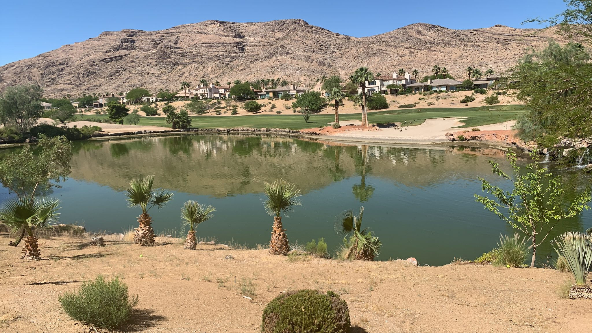 Red Rock Country Club Golf Course