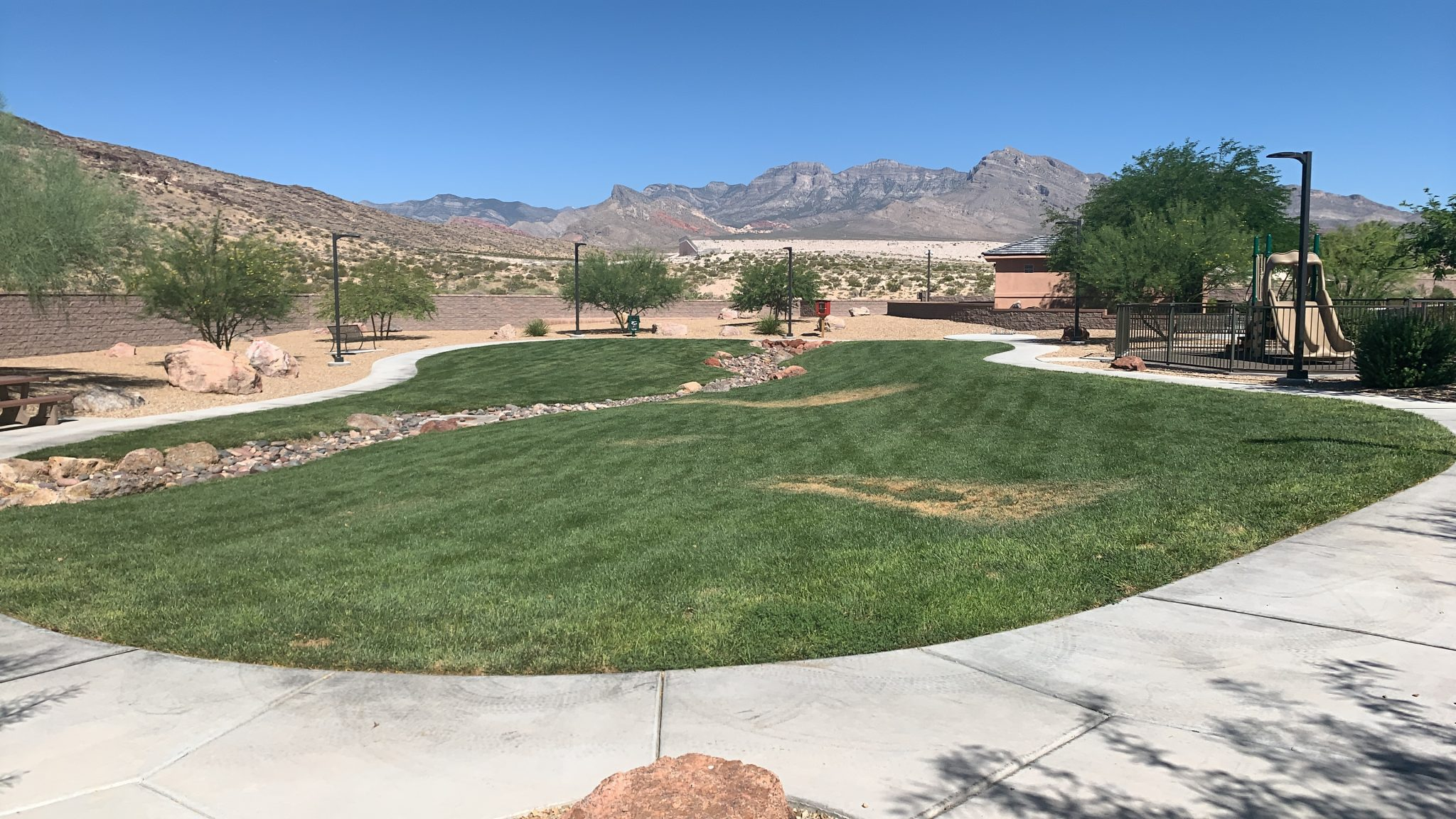 Park in Red Rock Country Club