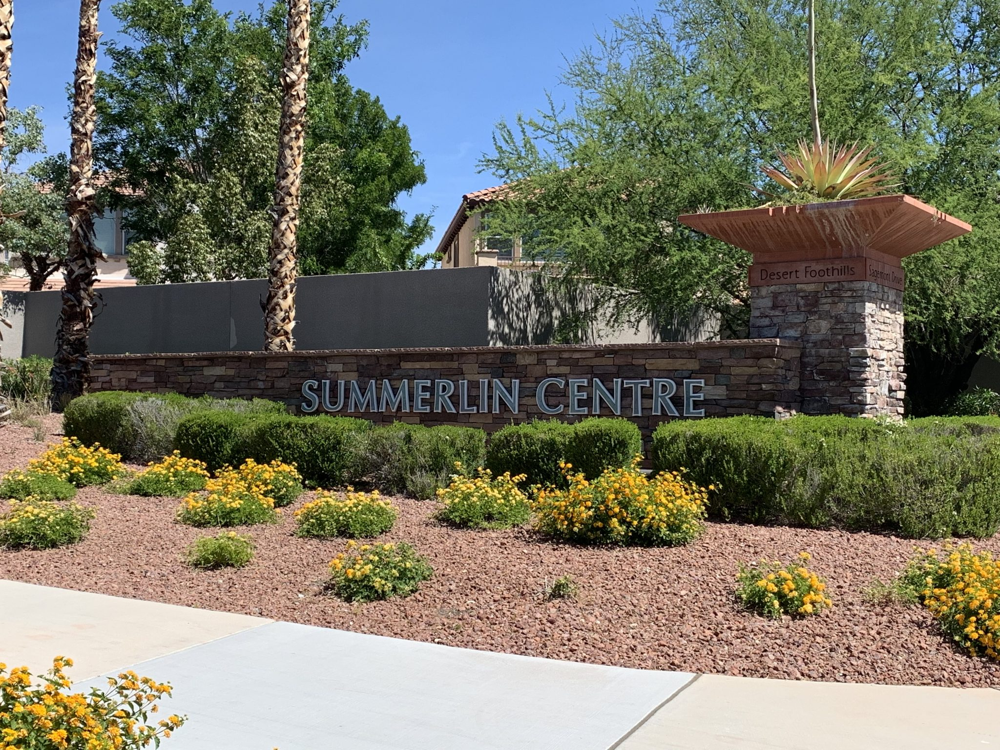 Summerlin Centre Village