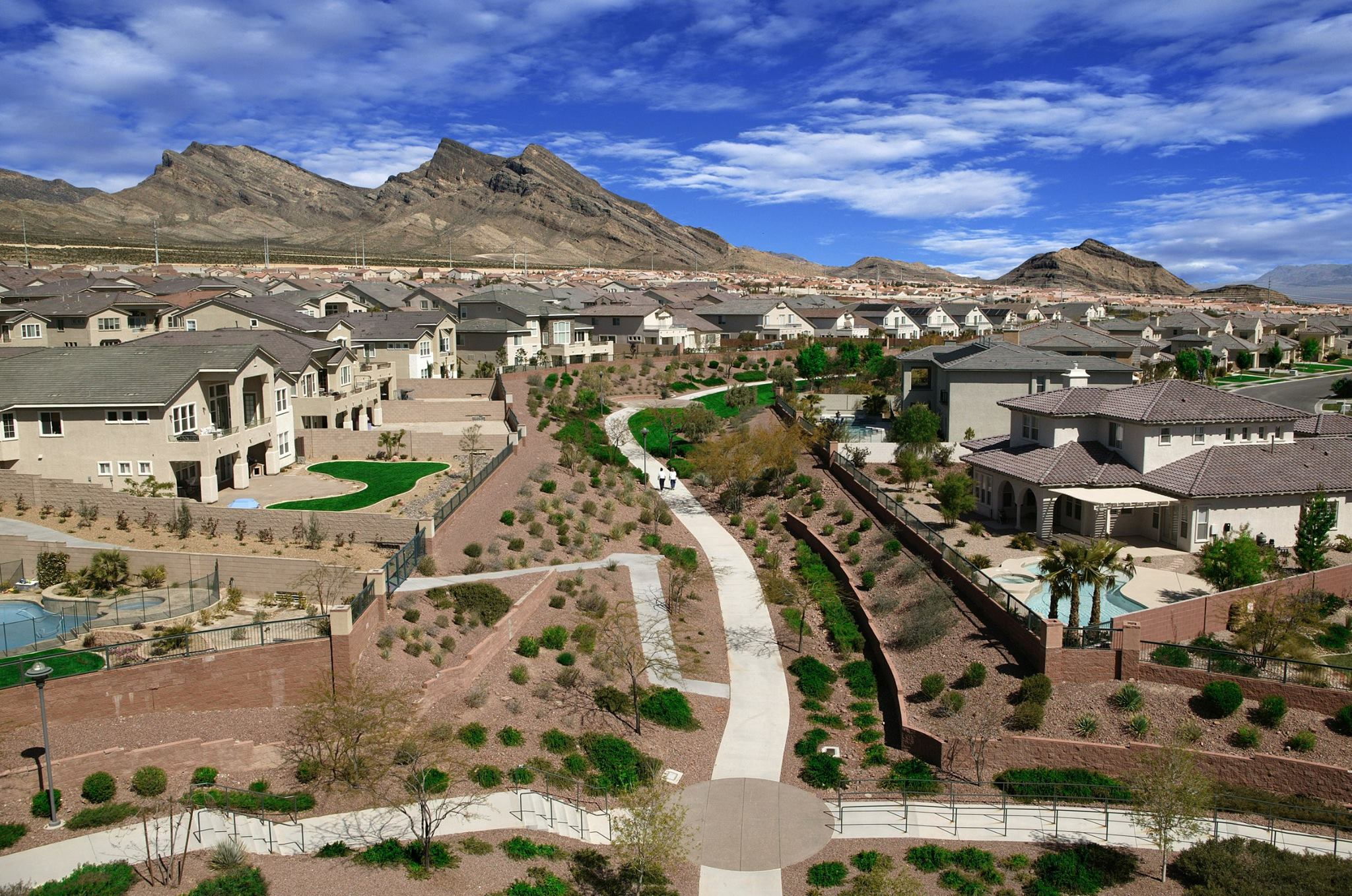 Summerlin Houses