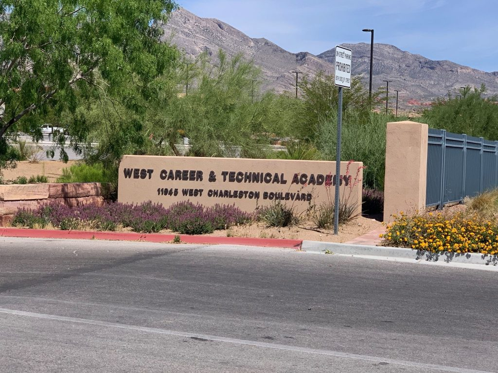 West Career and Technical Academy High School