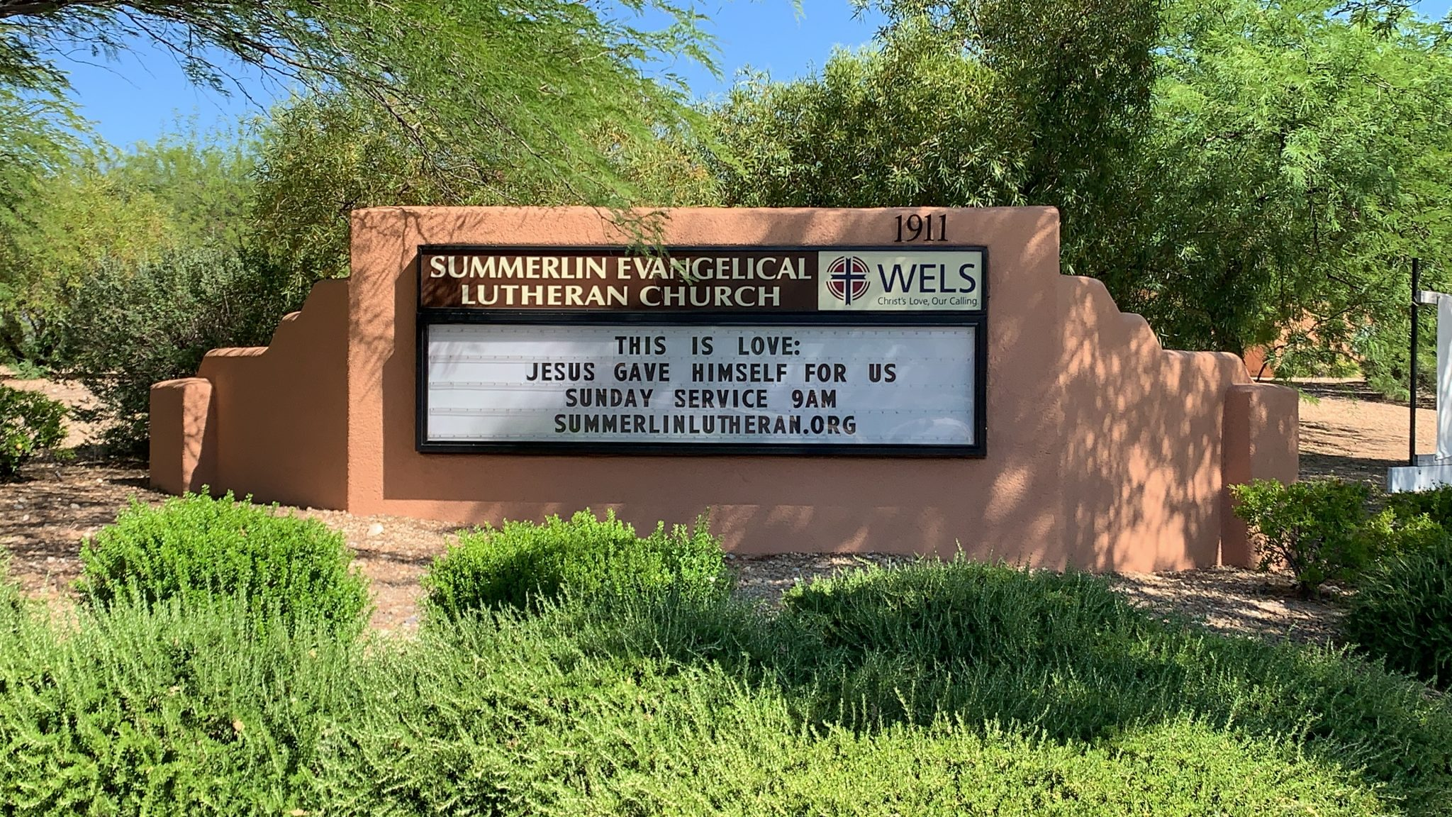 Summerlin Evangelical Lutheran Church