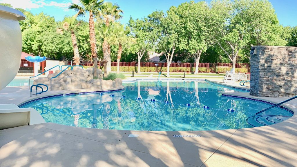 The Willows Pool