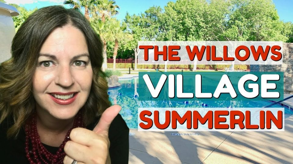 The Willows Village in Summerlin