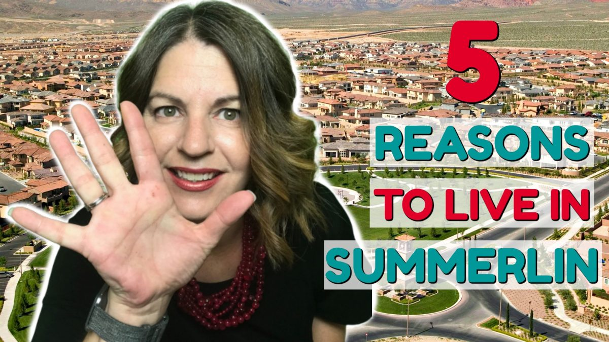 5 Reasons to Live in Summerlin